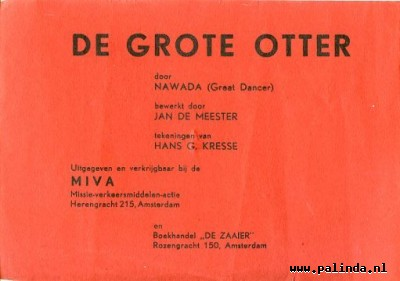 Grote otter : De grote otter. 4