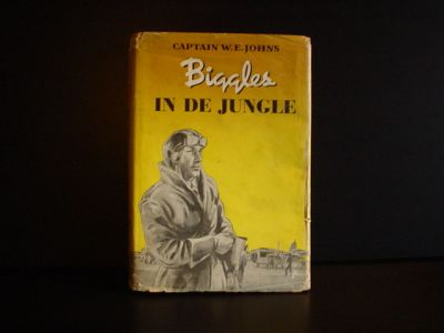 Biggles : Biggles in de jungle. 1