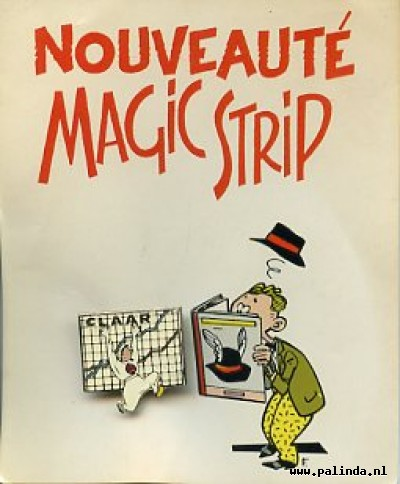 Nouveaute magic strip : Claar 1